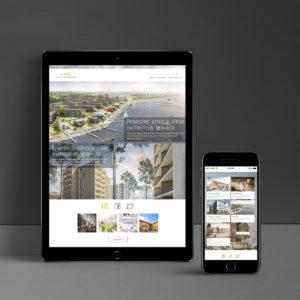 Linja arkkitehdit verkkosivut