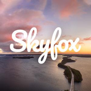 Skyfox brändäys