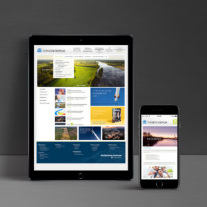 Tornion energia verkkosivut
