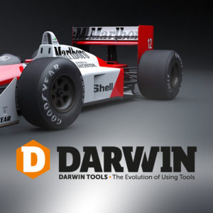 Darwin Tools brändäys